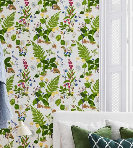 The 'Wallpaper by Scandinavian Designers II' Collection