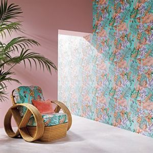 The 'Cubana' Wallpaper Collection