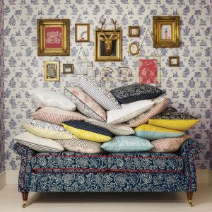 The 'Celia Birtwell Classics' Fabric Collection