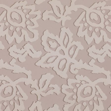 Elysian Wallpaper in 'Feather Grey'