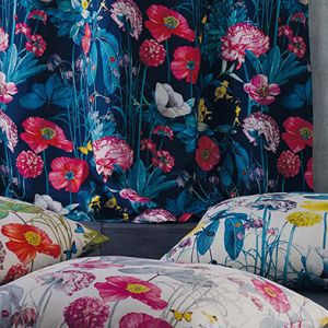 The 'Enchanted Gardens' Fabric Collection