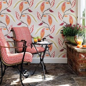 The 'Fontibre' Wallpaper Collection