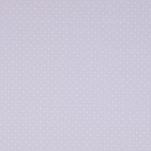 Jane Churchill Pippin Spot Fabric J641F-08 'Lilac'