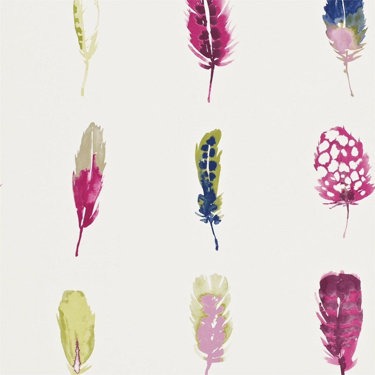 Products harlequin designer fabrics and wallpapers paradise - Limosa Wallpaper In Loganberry Raspberry
