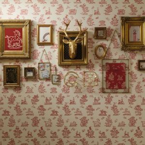 The 'Celia Birtwell Classics' Wallpaper Collection