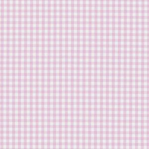 Little Sanderson Abracazoo Whitby Fabric 234129 'Pink/Ivory'