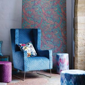 The 'Pasha' Wallpaper Collection