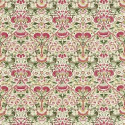 Lodden Fabric in 'Rose/Thyme' from the 'Archive Prints II' Fabric Collection