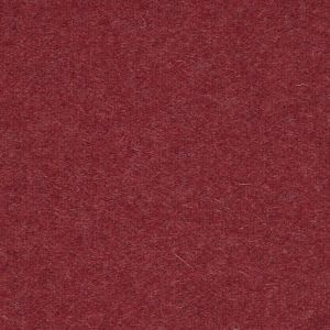 Sanderson Byron Wool Plains Fabric Cherry