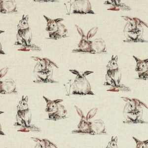 Studio G Countryside Rabbits Fabric F0853/01
