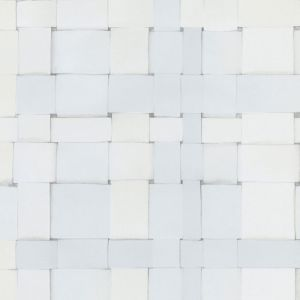 Weave 4050 Wallpaper in 'White/Cream'