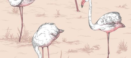 Flamingo 112/11039 'Ballet Slipper'