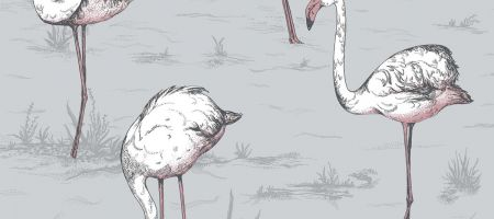 Flamingo 112/11040 'Lilac Grey'