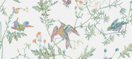 Hummingbirds 112/4016 'Pastel'