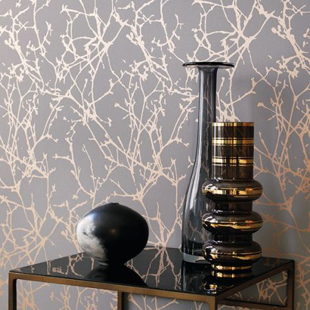 The 'Lomasi' Wallpaper Collection