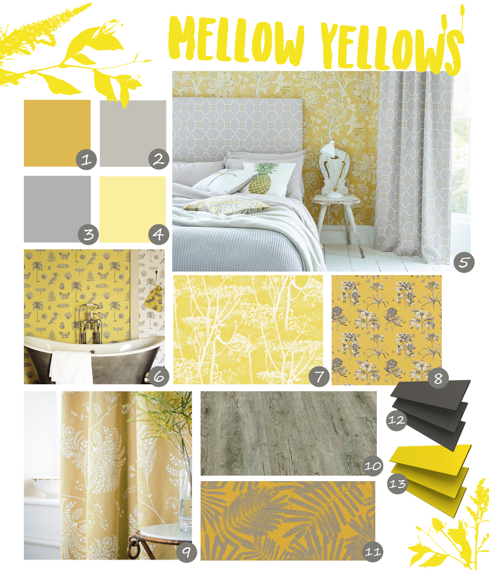 Mellow-Yellows-Moodboard