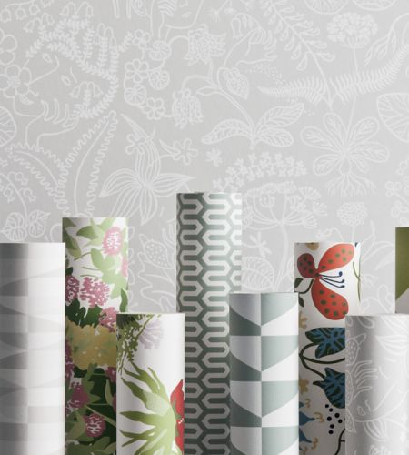 The 'Wallpaper by Scandinavian Designers' Collection