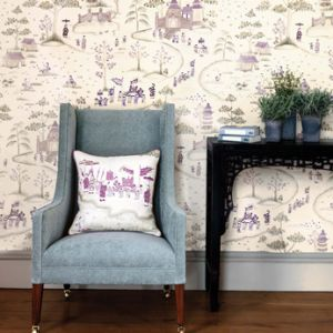 The 'Cathay' Wallpaper Collection