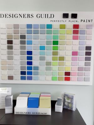 Designers Guild Paint Stand
