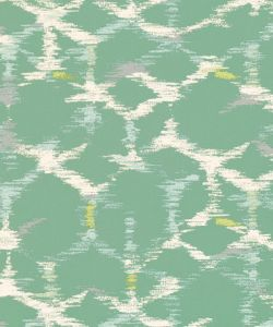 Sudare Wallpaper in 'Emerald'