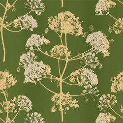 Harlequin Wallpaper Callista Angeliki 111397 Emerald Gold