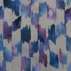 Maluku Fabric in 'Indigo'