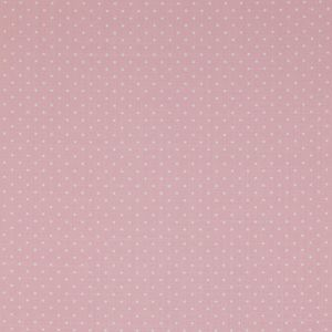 Jane Churchill Pippin Spot Fabric J641F-02 'Pink'
