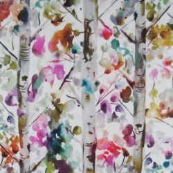 Jumanah Fabric in 'Lotus'