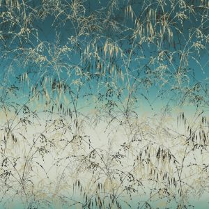 Meadow Grass 120620 'Ocean/Teal'