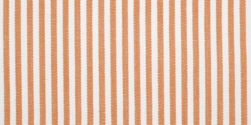 Mimi Checks And Stripes   Tickety Boo In Tangerine
