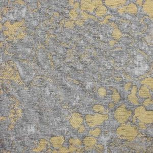 Xanthoria Fabric in 'Mustard'