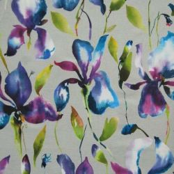 Ayun Fabric in 'Orchid'