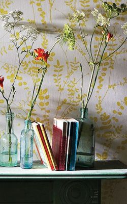The 'Kallianthi' Wallpaper Collection