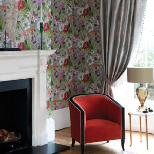 The 'Rosslyn' Wallpaper Collection