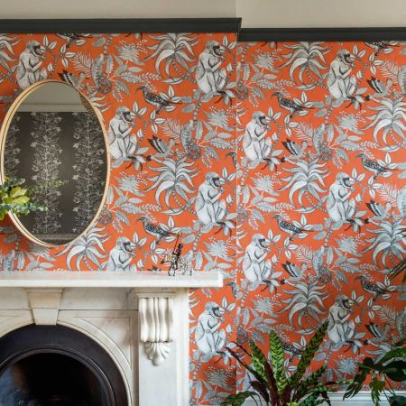 Cole & Son 'Savuti' Wallpaper