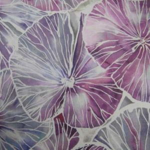 Nelumbo Fabric in 'Tourmaline'