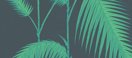 Palm Leaves 112/2007 'Viridian'