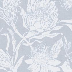 Moorehaven Damask in 'Sky'
