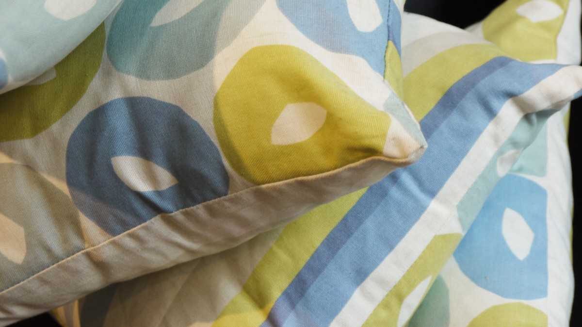 Close Up Of Cushions 2