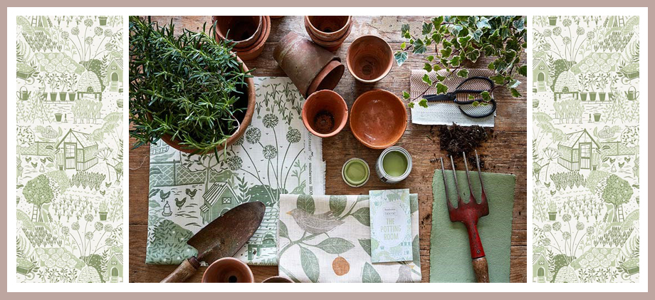 The Potting Room Header